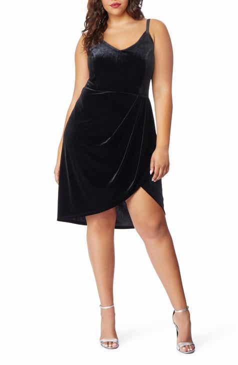 Rebel Wilson x Angels Velvet Cami Dress (Plus Size)