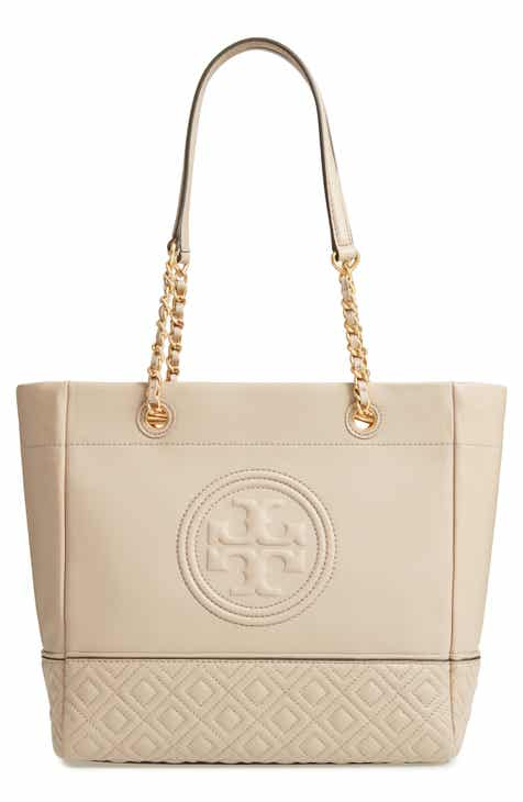 990544280b65 Tory Burch Fleming Leather Tote