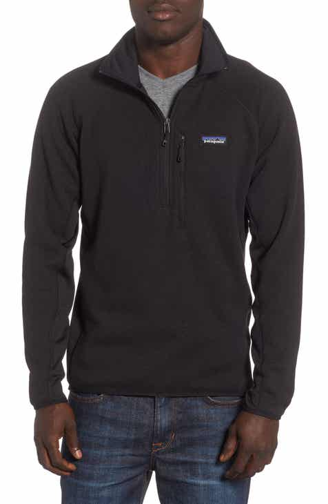 4d57b9aa Patagonia Better Sweater® Performance Slim Quarter-Zip Pullover. Sale:$85.90