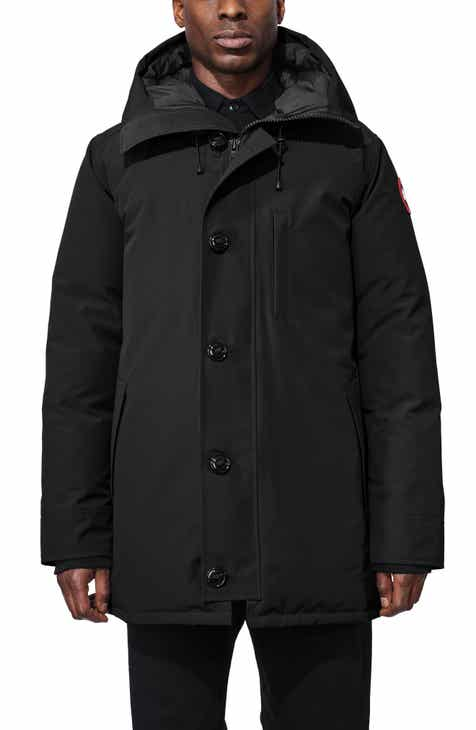 f0bb53e71175 Canada Goose Chateau Slim Fit Down Parka