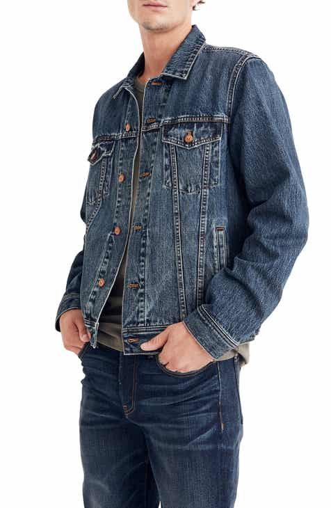 480cd00bb Men's Denim Coats & Jackets | Nordstrom
