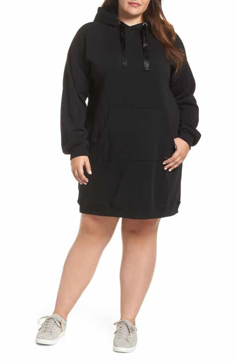 86e888bd1ca Volcom In The Hoodie Sweatshirt Dress (Plus Size)