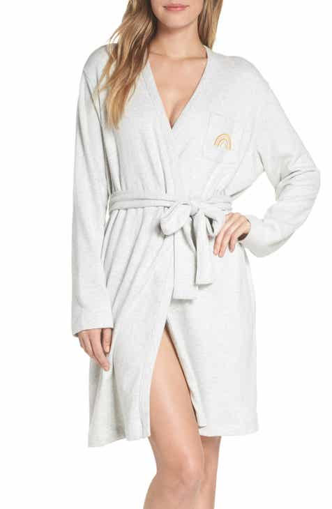 Madewell Rainbow Embroidered Robe fddbb0750