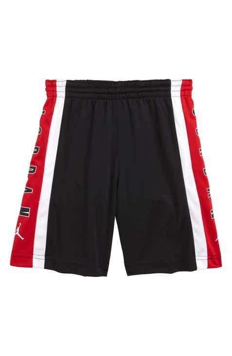 separation shoes a845e 580e5 Jordan Rise3 Dri-FIT Basketball Shorts (Big Boys)