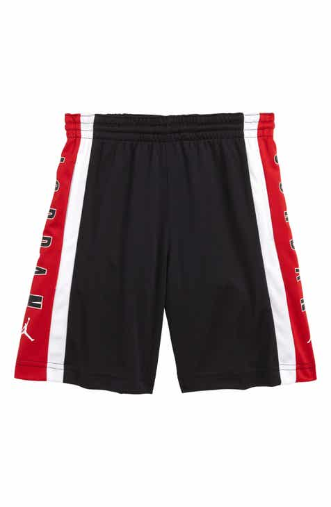 separation shoes 7cf55 346f7 Jordan Rise3 Dri-FIT Basketball Shorts (Big Boys)