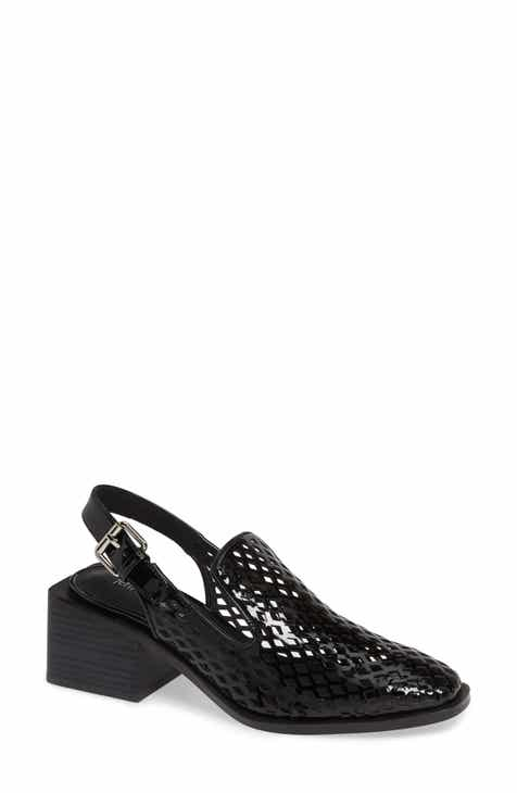 d9b9bd0f40f Jeffrey Campbell Henriet-C Perforated Slingback Pump (Women)