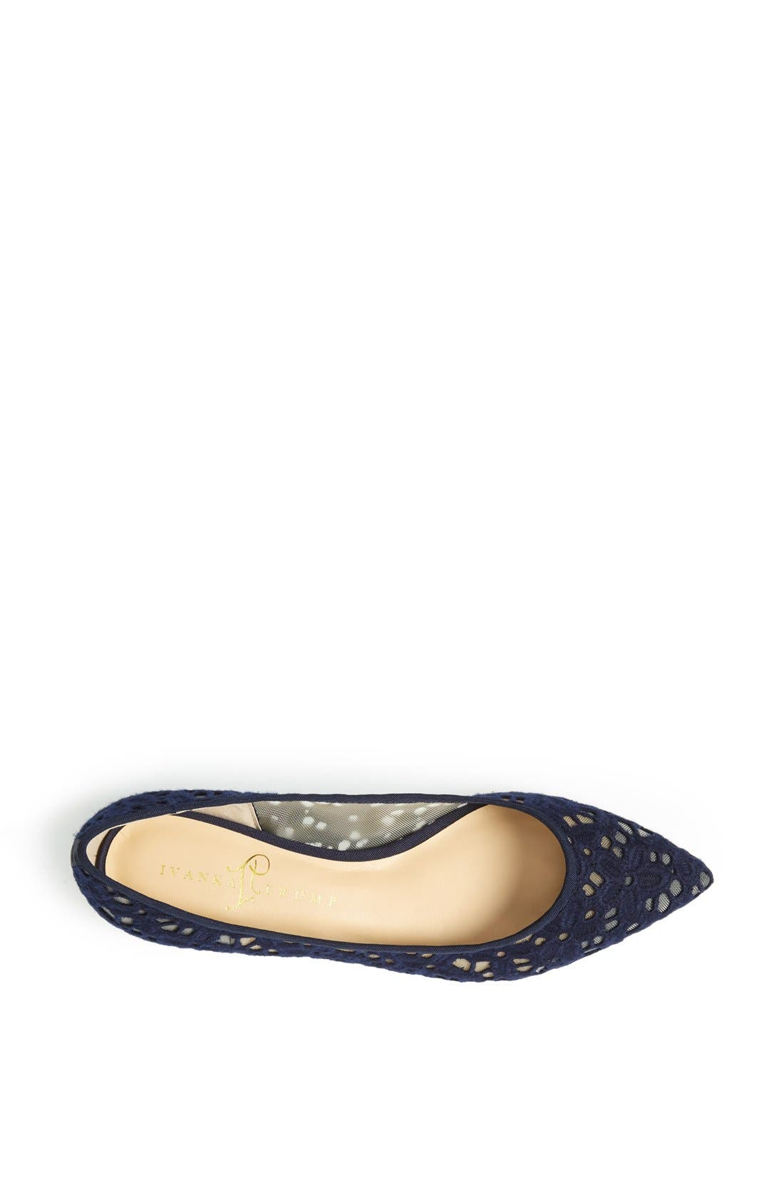 Alternate Image 3  - Ivanka Trump 'Chic3' Flat