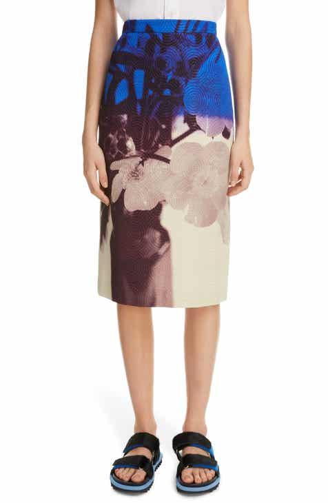 Dries Van Noten Santon Pencil Skirt by DRIES VAN NOTEN