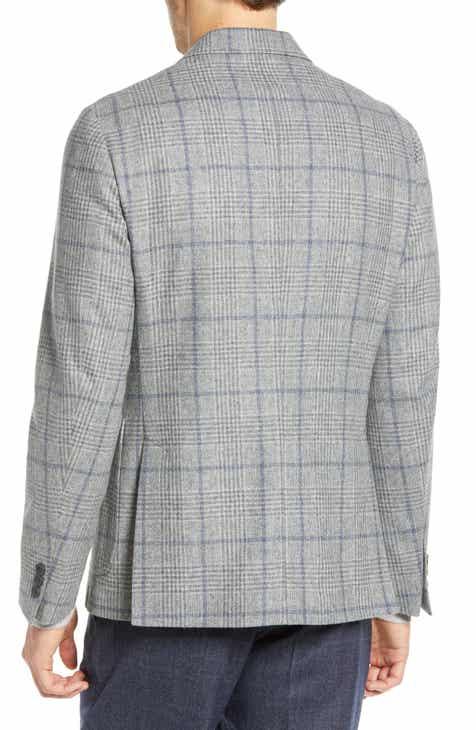 1901 Extra Trim Fit Wool & Cashmere Sport Coat