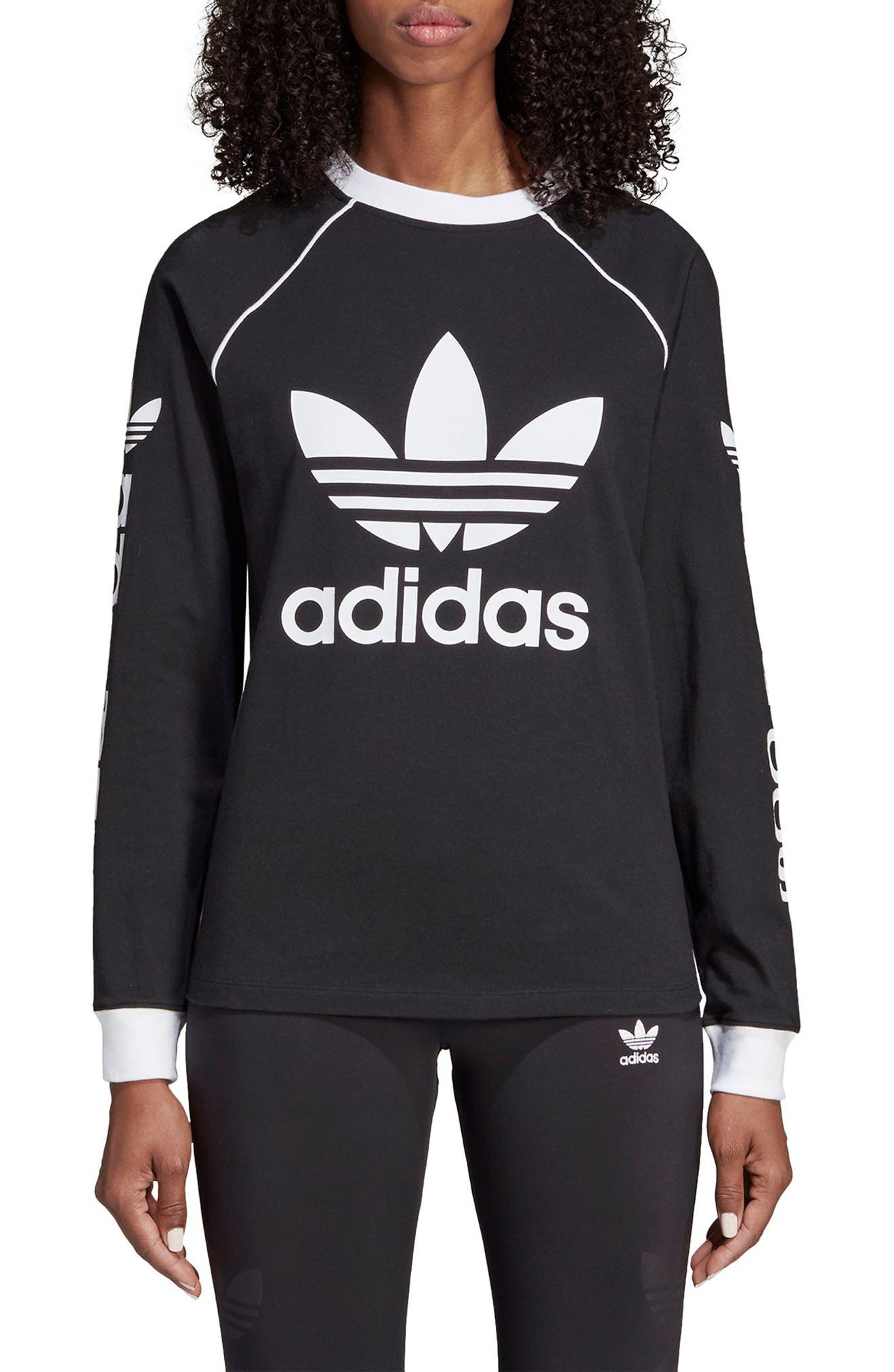 bda0595b Women's Adidas Originals Tops | Nordstrom