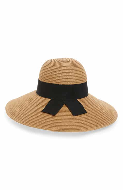 34e5644d366fb Nordstrom Straw Floppy Hat