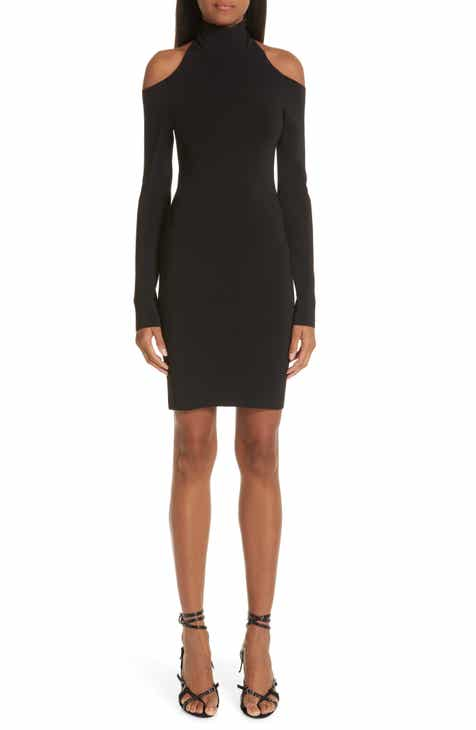 Alexander Wang Cold Shoulder Body-Con Dress by ALEXANDER WANG