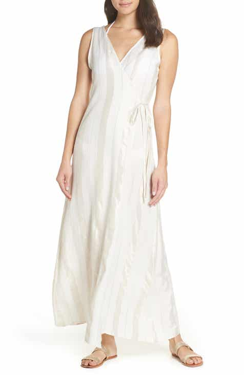 Onia Grace Cover-Up Maxi Dress by ONIA