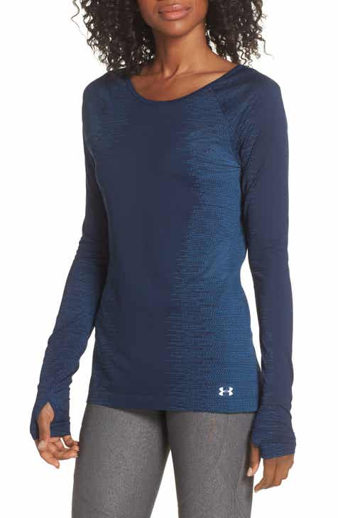 Women s Under Armour Active   Workout Tees   Tops  89bb64d09