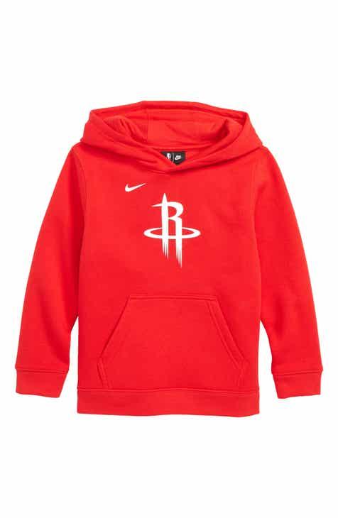 Nike Houston Rockets Hoodie (Little Boys)