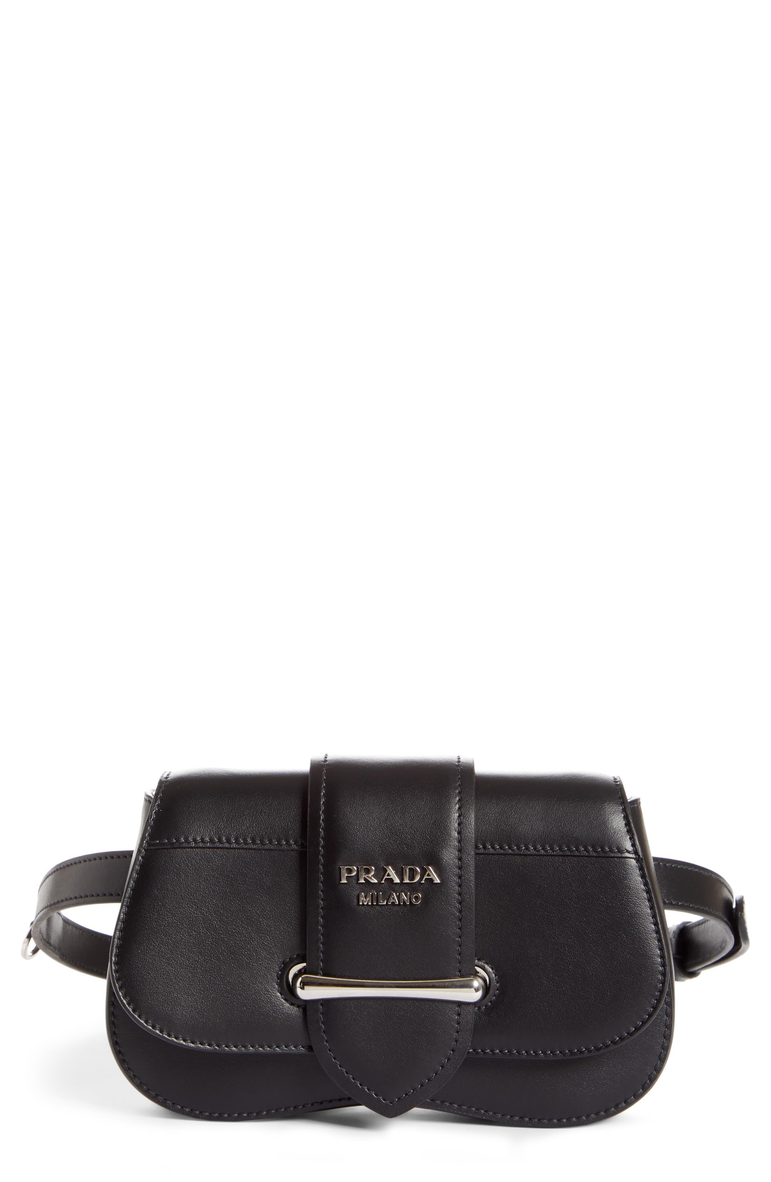dd83f73fb43523 Belt Bags Prada: Shoes, Accessories & Fragrance   Nordstrom