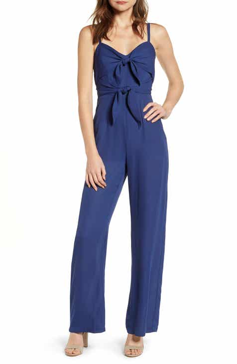 0c5cd40a3cd Women s Blue Jumpsuits   Rompers