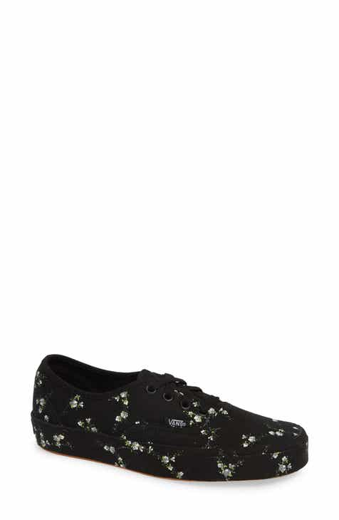 6d5429147b Vans Authentic Floral Sneaker (Women)
