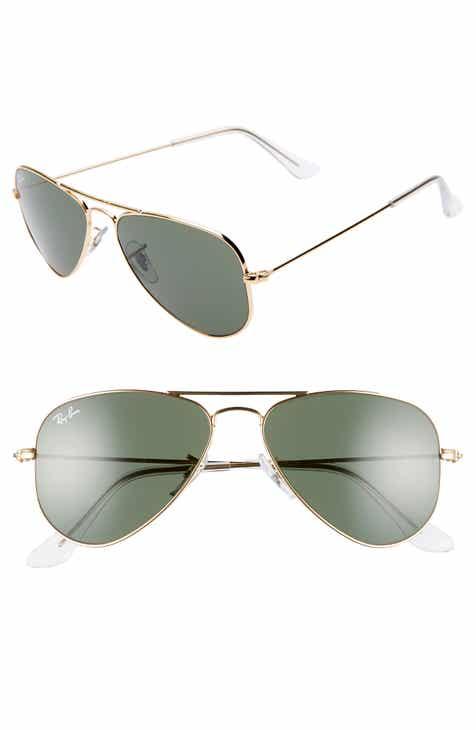 Ray-Ban 52mm Extra Small Aviator Sunglasses 60cbe88add