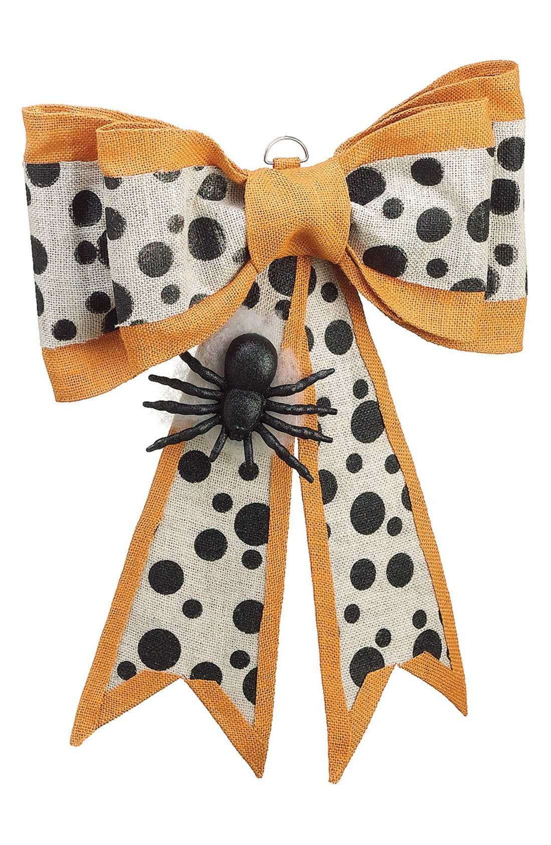 Alternate Image 1 Selected - ALLSTATE Hanging Bow Tie with Spider