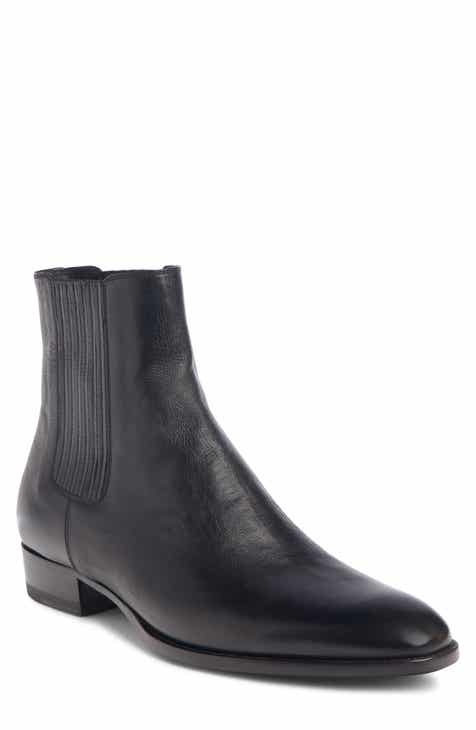 e5abba51294 Saint Laurent Wyatt Chelsea Boot (Men)