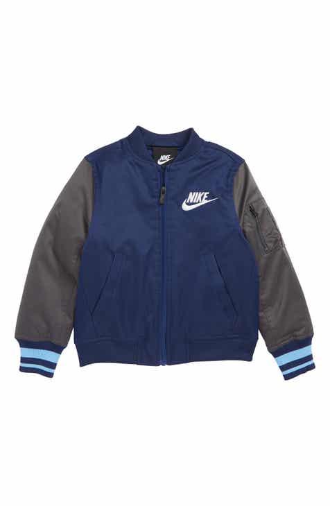 656800476721 Nike Varsity Bomber Jacket (Toddler Boys   Little Boys)