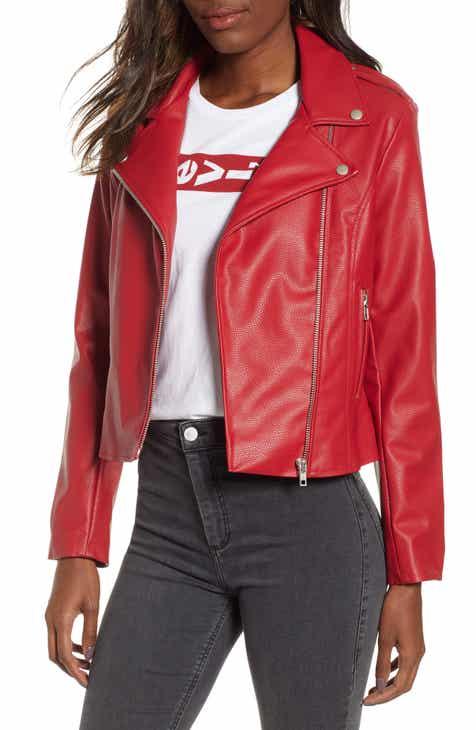 135dd9407 Women s Red Coats   Jackets