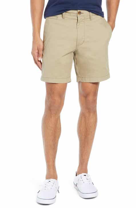 1901 Ballard Slim Fit Stretch Chino 7-Inch Shorts