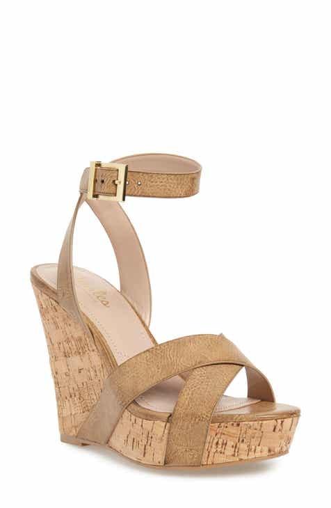 59469bfdcbe8 Charles by Charles David Aleck Platform Wedge Sandal (Women)