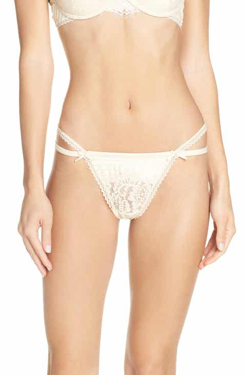 Hanro Luxury Moments Lace Wireless Bra by HANRO