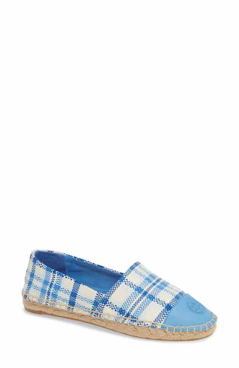01f86b724acd Tory Burch Colorblock Espadrille Flat (Women)