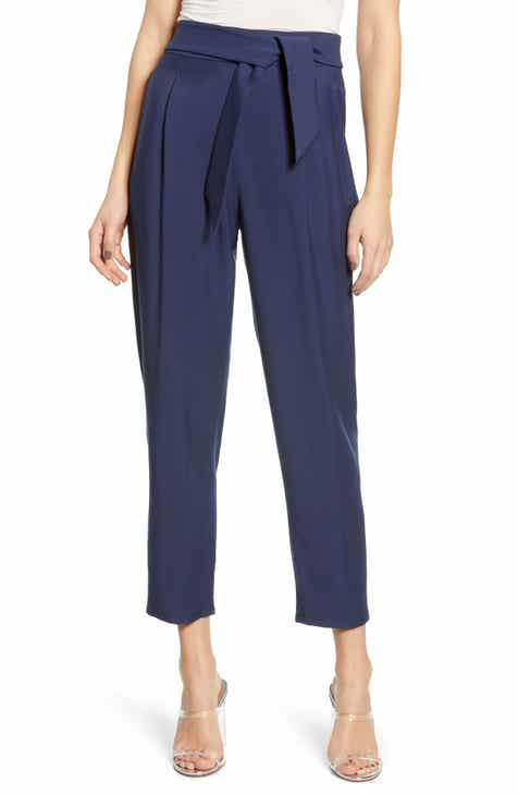 Leith Tie Front Pant By LEITH by LEITH Savings