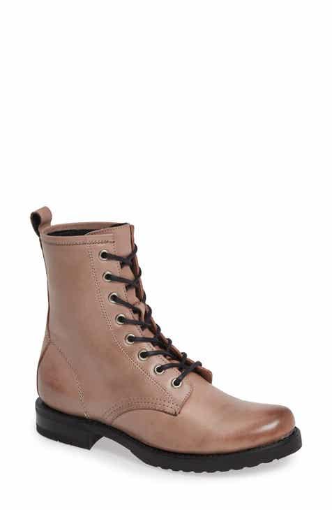 a1d0a119a Frye Veronica Combat Boot (Women)