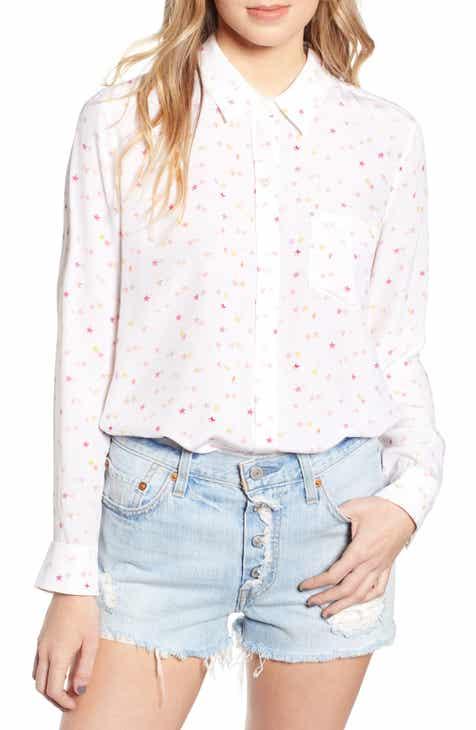 4a6962e2336 Rails Kate Print Shirt
