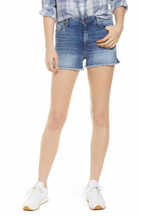 8a61b5a8ea108 STS Blue Aubrey High Waist Denim Shorts (Brookpark)