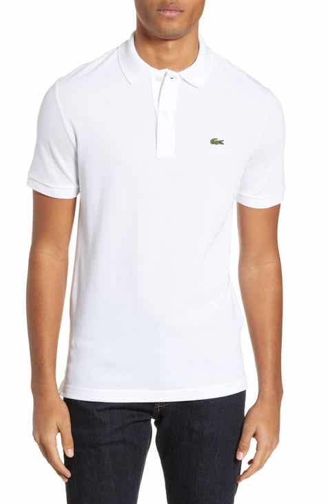 9d7640a3ab6 Lacoste Slim Fit Piqué Polo