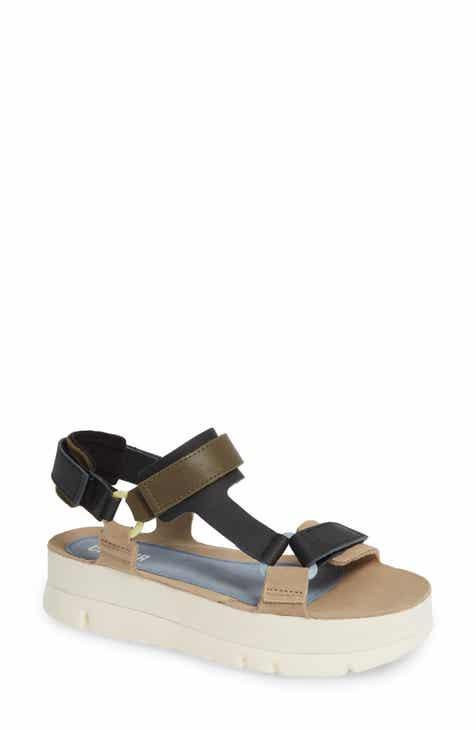4e5960f0dcad4 Camper Oruga Up Platform Sport Sandal (Women)