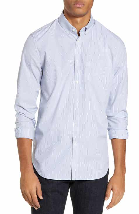 f984f22b8c8e Lacoste Men s Casual Button-Down Shirts Shirts   Clothing