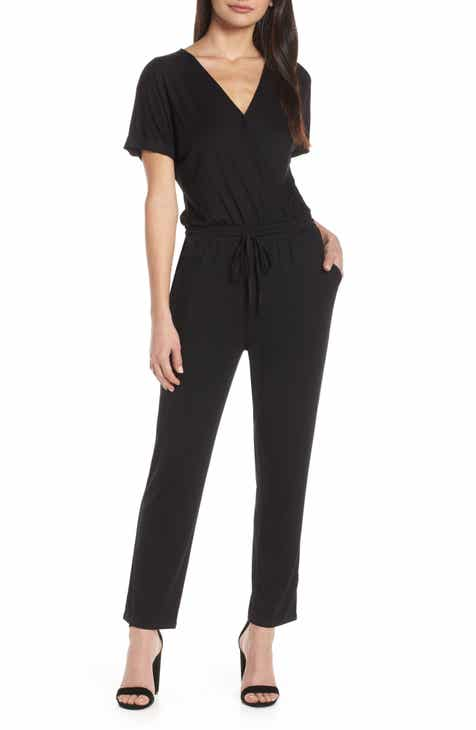cc3a64965b4 Women s Black Jumpsuits   Rompers