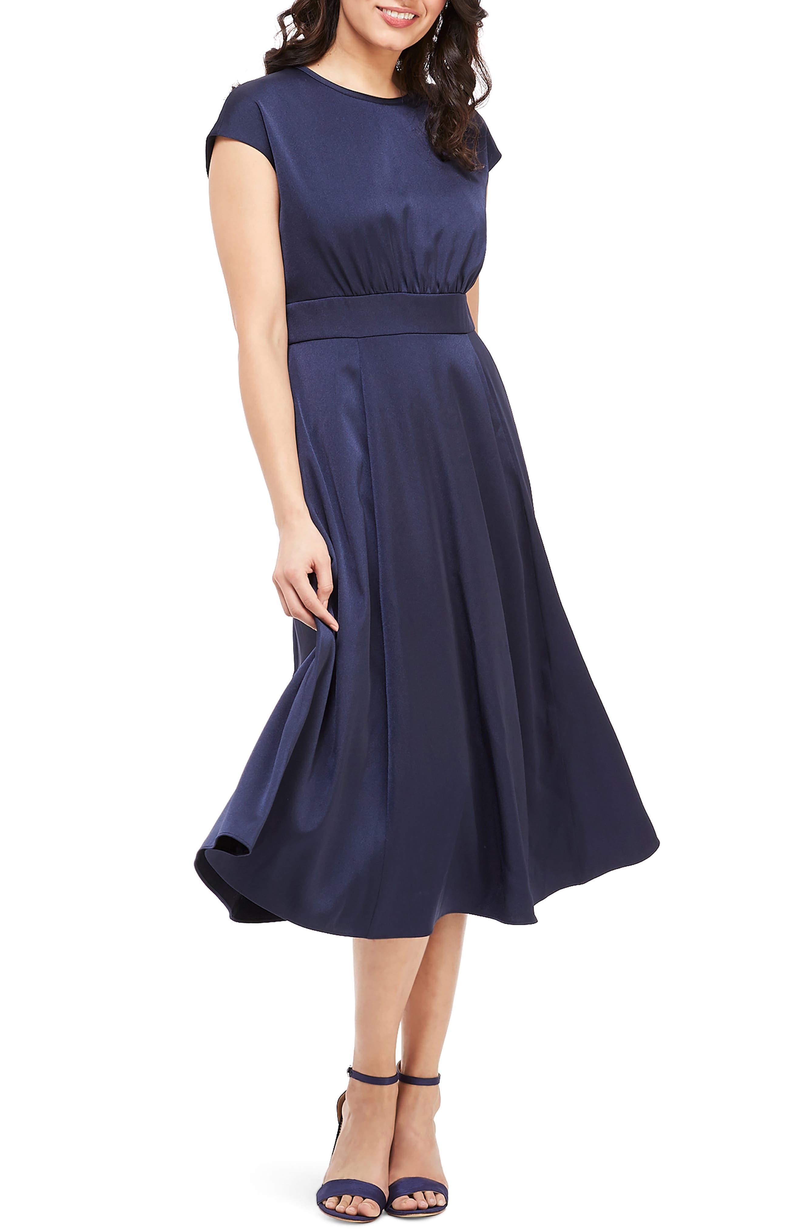 Midnight Navy Cocktail Dresses Nordstrom
