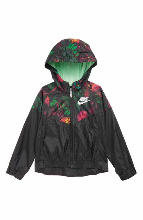 ceaf787573 Nike Windrunner Jacket (Toddler Girls   Little Girls)