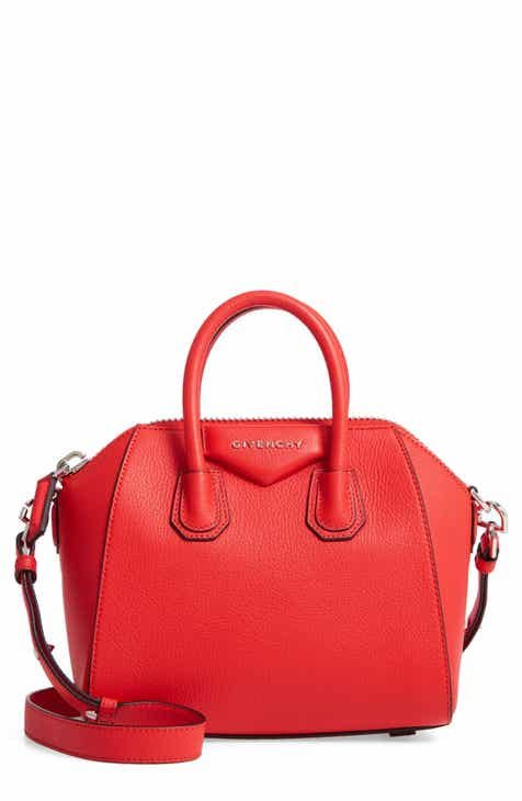 ba88cd6474 Givenchy  Mini Antigona  Sugar Leather Satchel