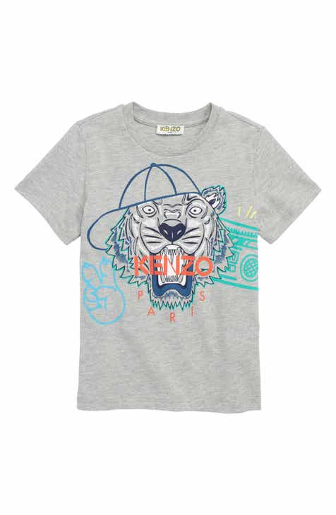 d5eac2313db44 KENZO Boom Box Tiger T-Shirt (Little Boys   Big Boys)