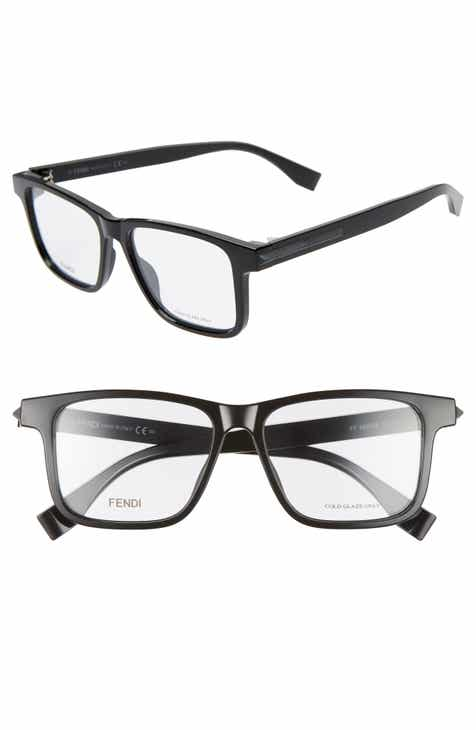 a7f739702d Fendi 53mm Square Optical Glasses