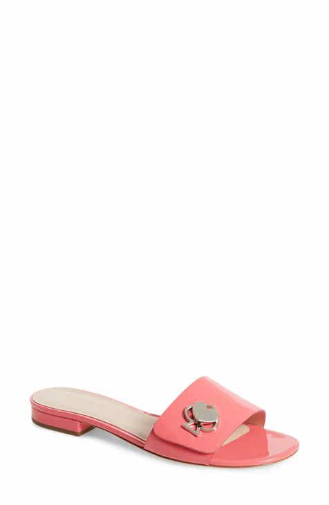 kate spade new york ferry slide sandal (Women)