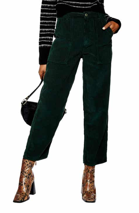 Women s Corduroy Trouser   Wide-Leg Pants  369db09d8e61
