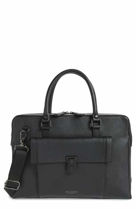 ac566c1dd2000 Ted Baker London Leather Document Bag