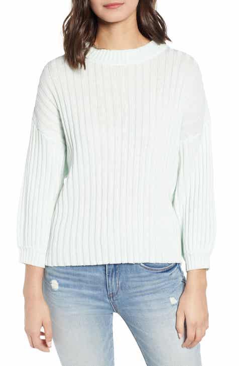49f48a11a4d0a Ten Sixty Sherman Washed Rib Knit Sweater