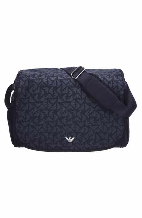 a6412de5423 Armani Junior Crossbody Diaper Bag