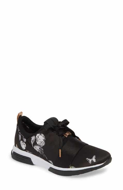 31972b2fb Ted Baker London Cepap Floral Print Sneaker (Women)